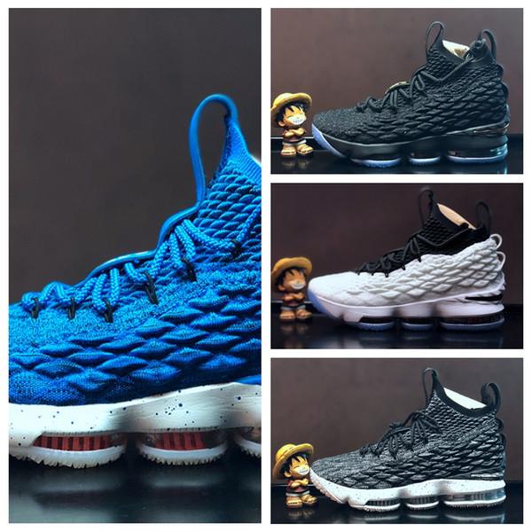 LISATIENDA   Zapatillas de baloncesto Nike LeBron 15 XV EP