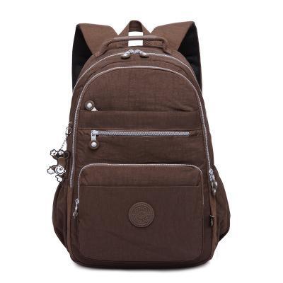Tragbare Reise lässig Rucksack im Freien atmungsaktiv verschleißfesten männlichen und weiblichen Studenten Rucksack -32