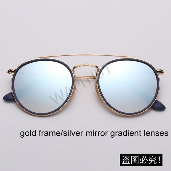 001 / 9U Gold-Silber-Spiegel gradient