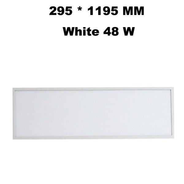 295*1195 MM White 48 W