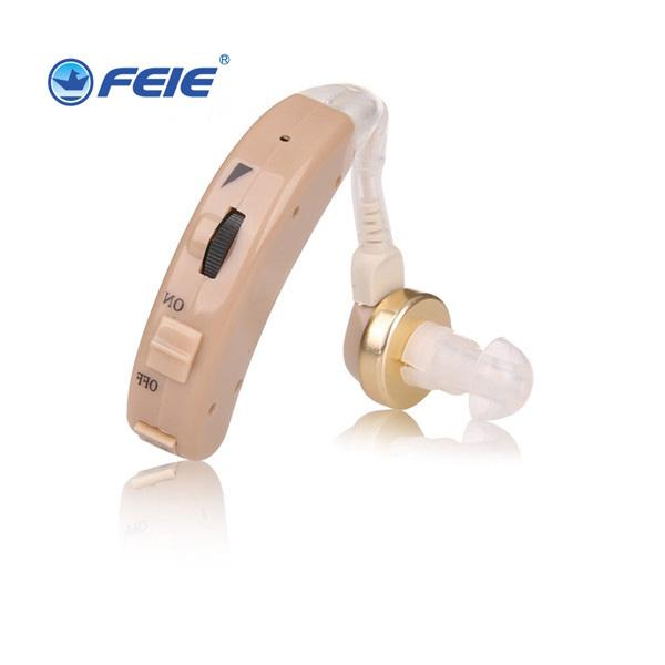 Feie casque médical oreille pour sourds pas cher en gros invisible invisible mini aide auditive Livraison gratuite S-8A