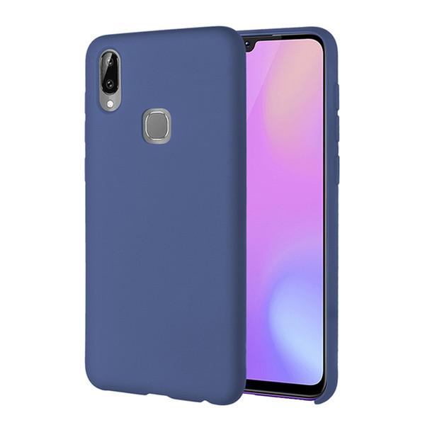 Imitation liquid silicone anti-fall mobile phone case 2mm thick FOR:OPPO F11 F7 R17 R15 R11 R9S A83 A71 A7X A7 A5 pro