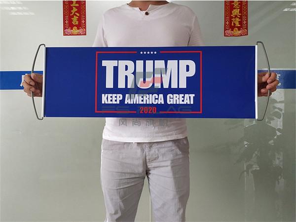 Stati Uniti Donald Trump tirare Bandiere Stati Uniti d'America Presidenti Elezioni mano Bandiera Tenere America Grandi bandiere stampate 2020 3 5fs E1