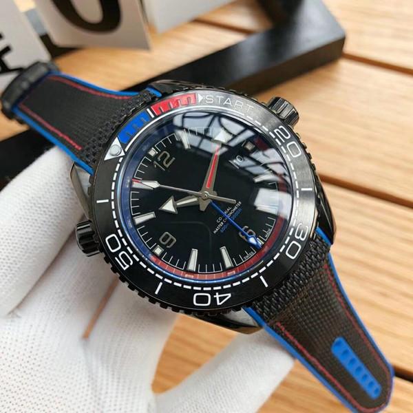 2019 latest fashion 5eahorse universe series mechanical men's watch limited sale 316 fine steel super sapphire lens suiit +gift box