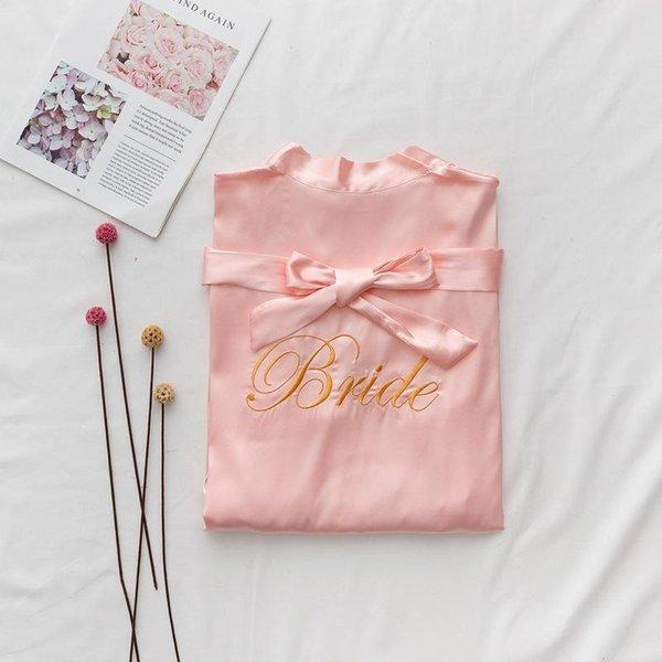 Sposa rosa chiaro