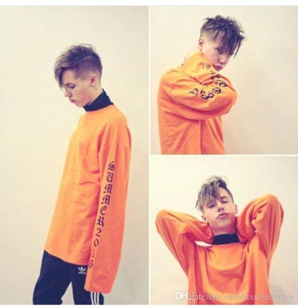 16ss Bigbang GD Hoodies Fashion Men Women Casual Loose Tops Sweatshirts Clothes Vogue Pullovers
