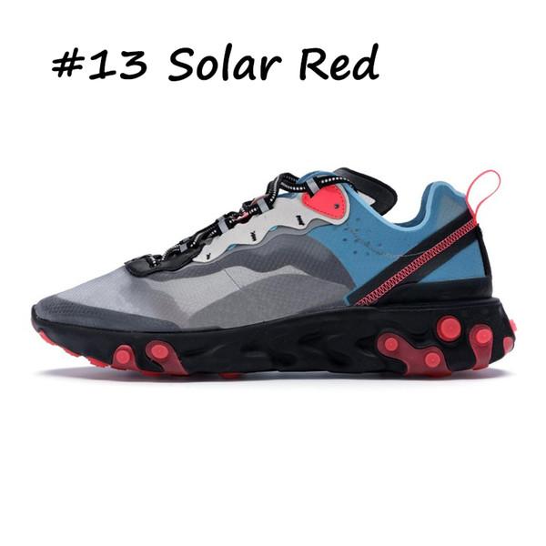 13 rosso solare