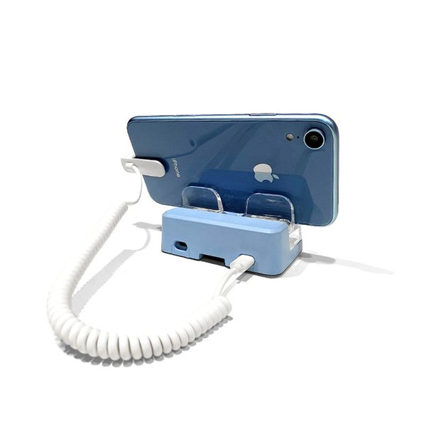 Blue Andriod cable