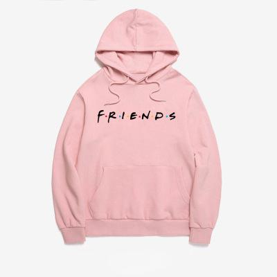 amigos rosa sudaderas