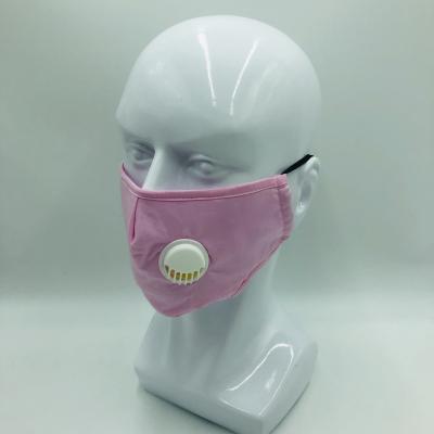 pink(white valve)
