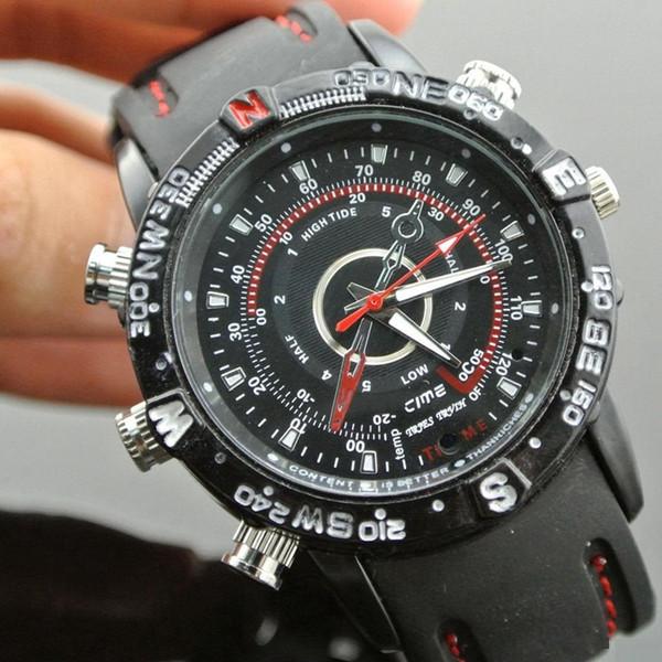 Waterproof Watch mini camera 8GB 16GB 32GB Wristwatch mini DVR Super Video Camera digital voice Video Recorder Portable Mini Watch camcorder