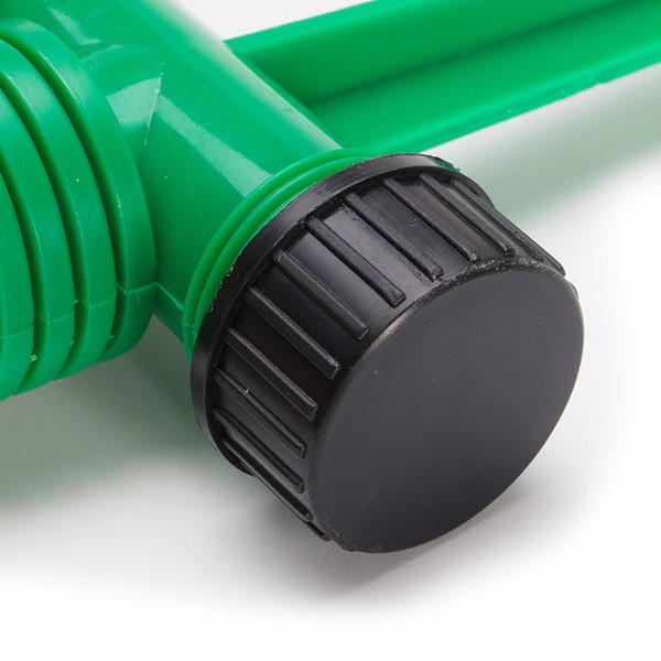 top popular Honana HG-GW2 34 Inch Male Thread Plunger Garden Irrigation Watering Tools Insert Pole 2021