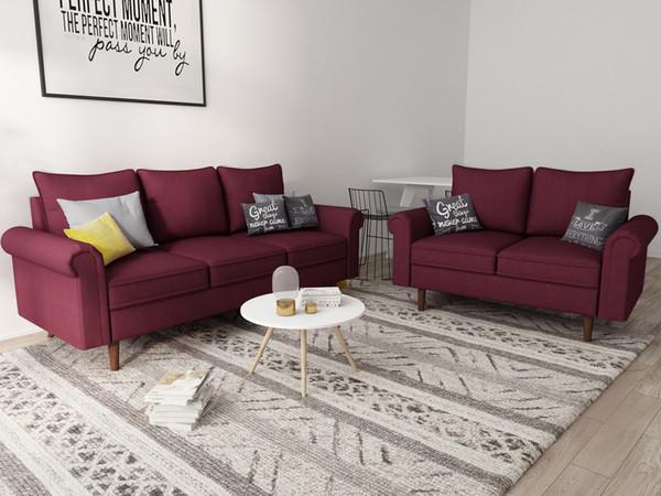 Queenshome 3-х местные кресла-сиденья экзотические сидения типы диванов 4 вида канапе дешевый дизайн мебели для дома чехлы для диванов6