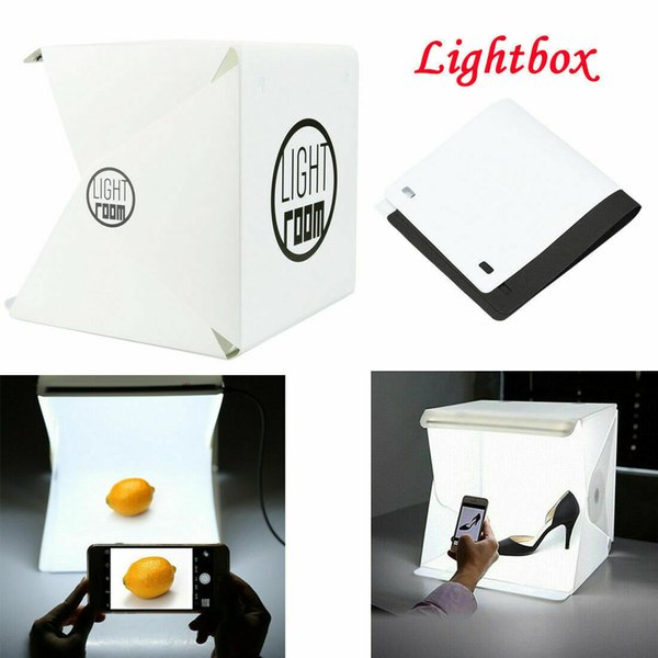 Licht Raum Fotostudio Fotografie Beleuchtung Zelt Kit Hintergrund Cube Mini Box