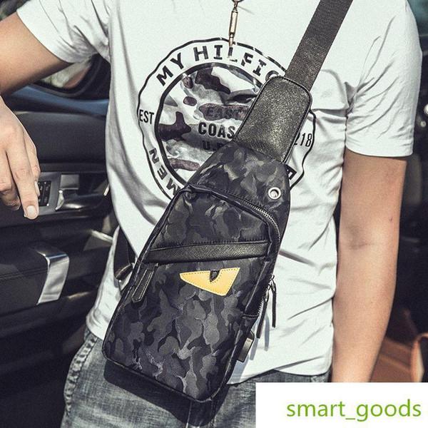 Sac à bandoulière Designer petit sac à main Fanny en gros sacs à la taille pour hommes facile à charger
