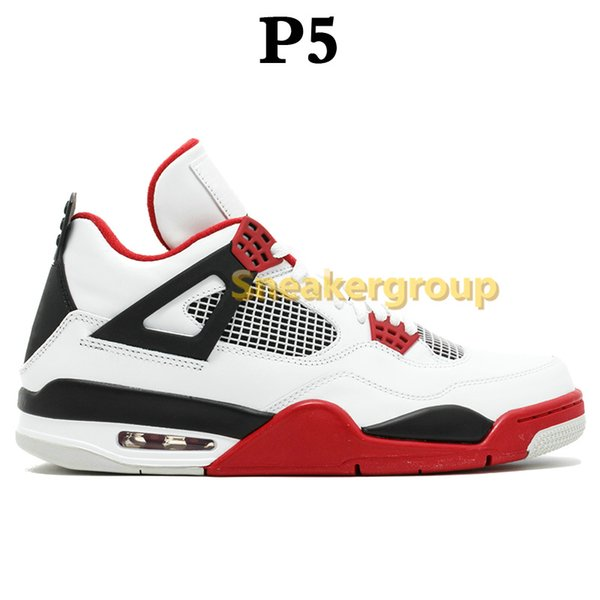 P5-Fire Red