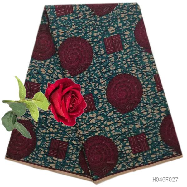 High Quality Hollandais 2019 Dutch Wax African Wax Hollandais Hot Sale Design For Women Dress Density ankara style wax fabric