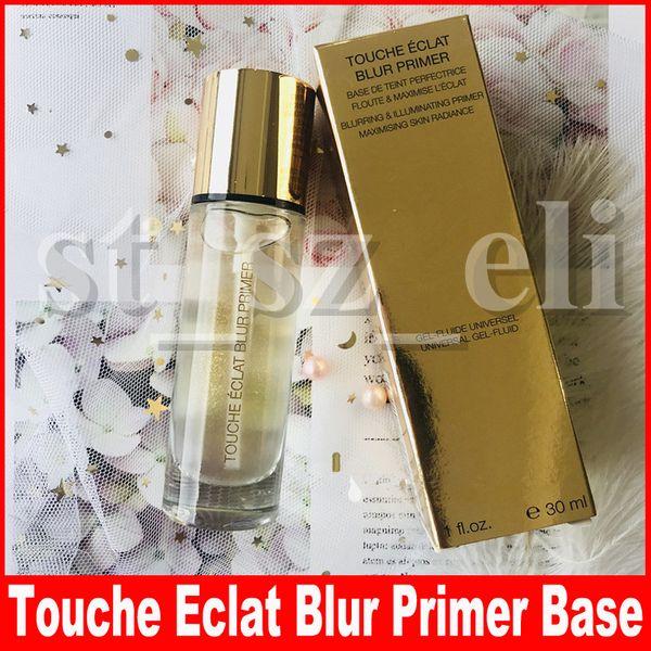 Famoso maquillaje facial Touche Eclat Blur Primer Base de Teint Ajuste de maquillaje Gel facial Primer fond de teint 30ml
