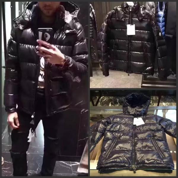 2018 New Casual Brand MAYA Windproof Down Men S Down Jacket Winter Warm Coat Men S Ultralight Duck Down Jacket Male Windproof Parka