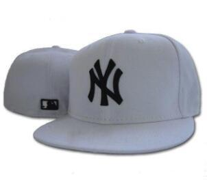 Good quality New 2019 HOT NY Fitted Hats sports hats baseball hats for men and women High quality