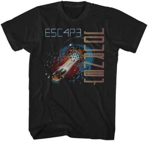 Путешествие Esc4p3 рок-музыка для взрослых Майка смешные бесплатная доставка мужская повседневная топ
