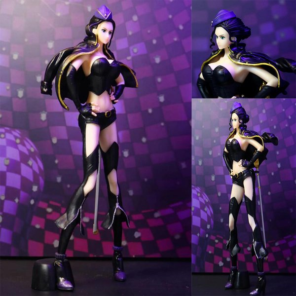 Nico Robin model figure anime One Piece PVC action 25cm toys collectible doll figrues toy christmas gift F7548