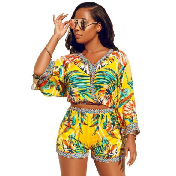 Summer Women Tracksuits Fashion Designer Track Suits For Women Luxury Tops Shorts Casual Women Clothing S-2XL Wholesale