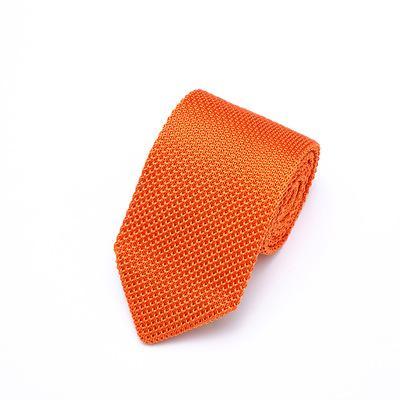 Cravates de couleur pure de la nouvelle tendance de la mode 145 * 7cm pour hommes et femmes adultes