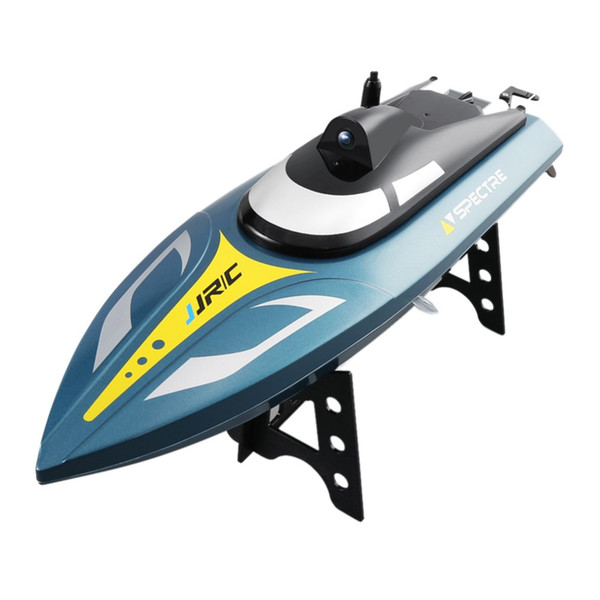 wholesale 35cm High-speed Speedboat WIFI Real-time Image Transmission Aerial Photography Racing Speedboat Water Electric RC Boat Toy