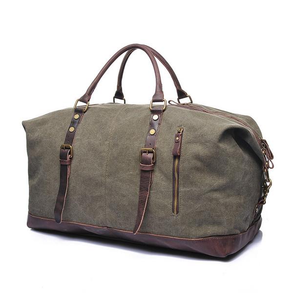 British Bag Company Carloway Borsone Harris Tweed