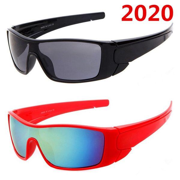 Marca Designer Mens Bicicleta De Vidro De Condução Óculos De Sol Ao Ar Livre Esporte Ciclismo Mens Sunglasses 2019 SGD005