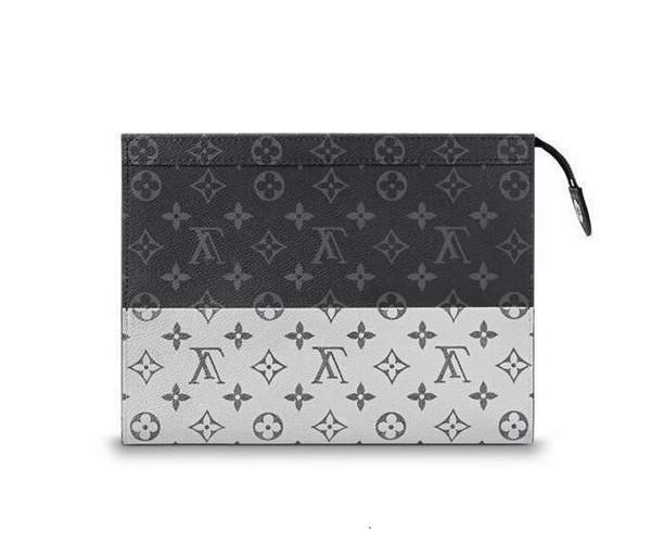Voyage Pochette Mm M63039 Men Belt Bags Exotic Leather Bags Iconic Bags Clutches Portfolio Wallets Purse