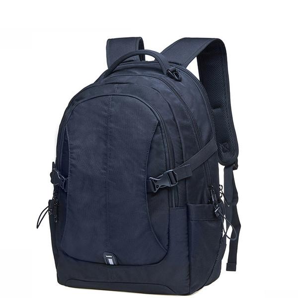 2019 Kaukko Brand Waterproof 15.6 Inch Laptop Backpack High Quality Nylon Backpacks Men Unisex Men Bag For Women Hot Sale Black