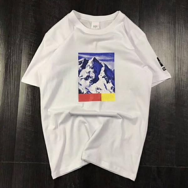 T-shirt da uomo a manica corta da uomo T-shirt da donna a manica corta da uomo M-XXL