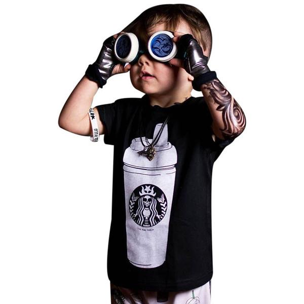 Ins Summer kids tracksuit set boys suits kids designer clothes boys clothing sets Cartoon T shirt+shorts harem pants 2pcs kids clothes A6458