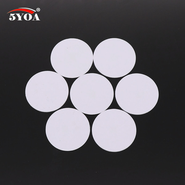 best selling 50pcs Lot Ntag215 NFC TAG Ntag 215 zelda switch Sticker Key Tags Token Label RFID Tag Mini NFC Phone Card Switch Smart Ring Chip