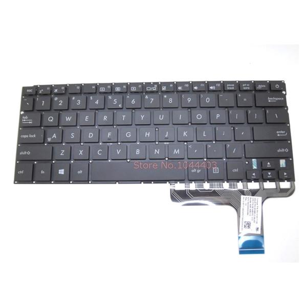 Nouveau clavier d'ordinateur portable d'origine pour ASUS ZenBook UX305 UX305C UX305CA UX305F UX305FA UX305LA UX305UA série 9Z.NBXPC.301 NSK-WB301