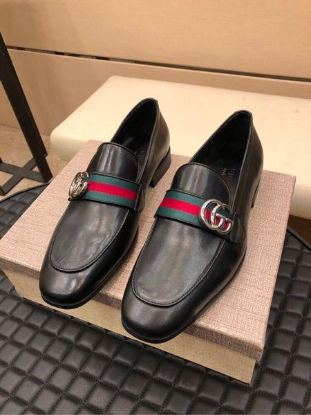 Топ роскошные 2018 Мода острым носом туфли мужские мокасины лакированная кожа оксфорд обувь для мужчин формальные свадебные туфли