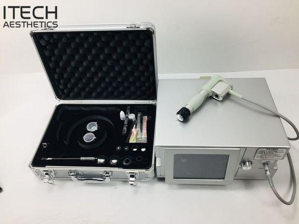 SW18 Пневматическая экстракорпоральная ударно-волновая машина для амбулаторного лечения высокого давления 8 бар по 0,1