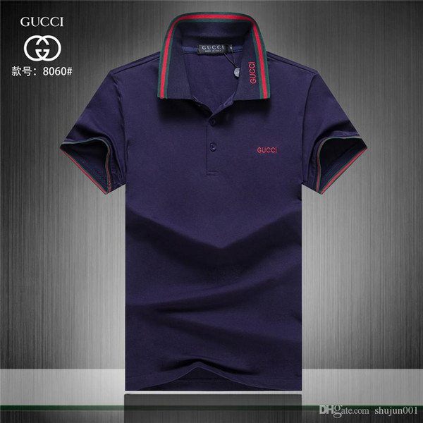 Summer Cotton Polo Shirt Men Short Sleeve Casual Mens Polo Shirt Lovers Polo Homme 21 Colors