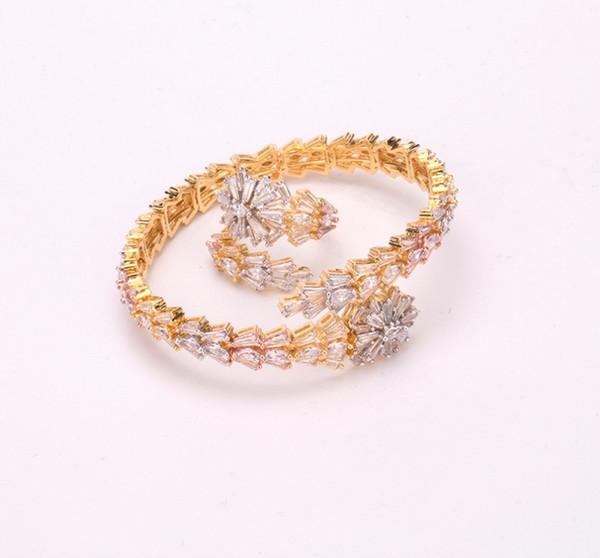 Gold Sets(Bracelets+Ring)