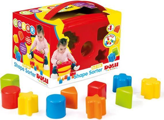 Dolu Toy Box 5098 Bucket Filling in Bultak Ship from Turkey