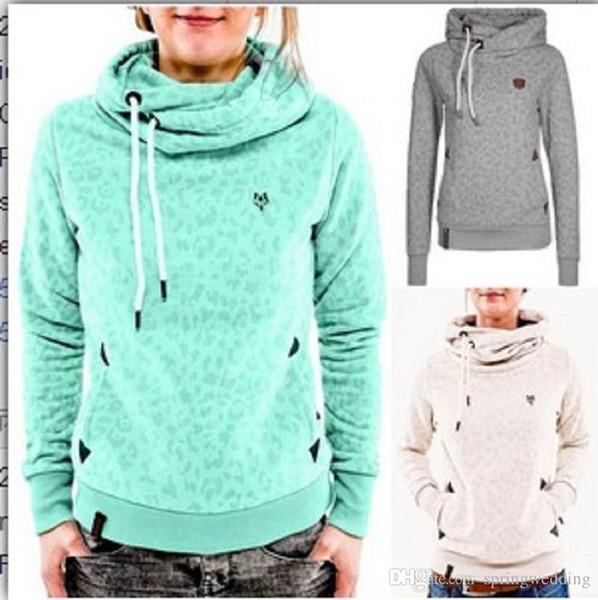 5XL Plus La Taille Femmes Sweats À Capuche Imprimé Belle Femmes Mode Active Sports Manteaux Automne Hiver Hoodies FS5808