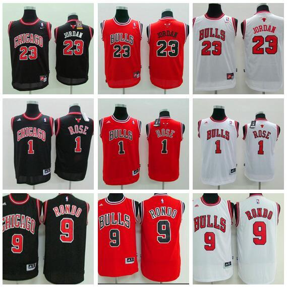 big sale 79819 a8324 2019 2018 Ago Bulls 3 Jersey Shorts 23 M J 1 Rose 3 Wade 21 Jimmy Butler 9  Rondo Jersey Shorts From Chen3456, $19.09 | DHgate.Com