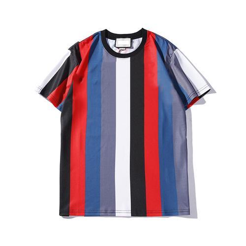Men Women Designer T Shirt Couple Fashion Tops New Arrive Quick Dry Crew Neck Prints Short Sleeve Popular Letter Casual Tops Size S-2XL