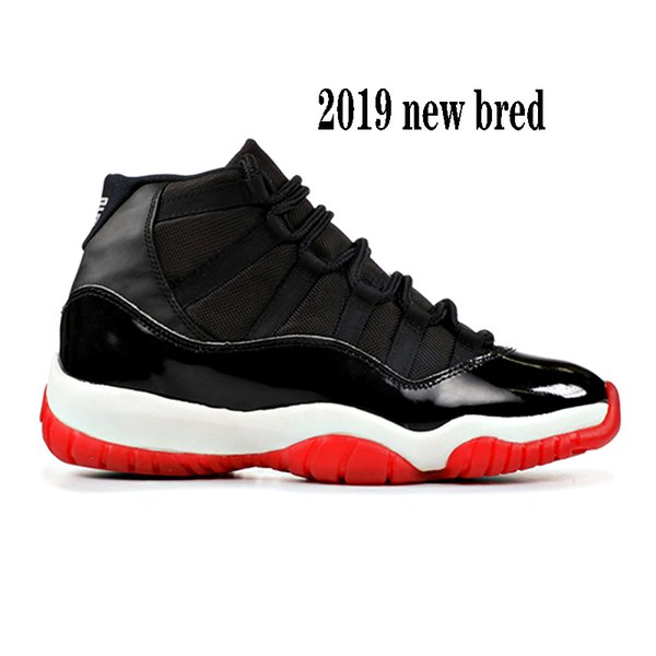 2019 AirJordanRetro Concord 45 11s Mens Basketball Shoes 2019 New Bred Heiress Space Jam Men Sports Trainers Sneakers Shoes 7 13 From