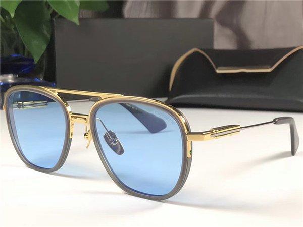 3 azul Oro