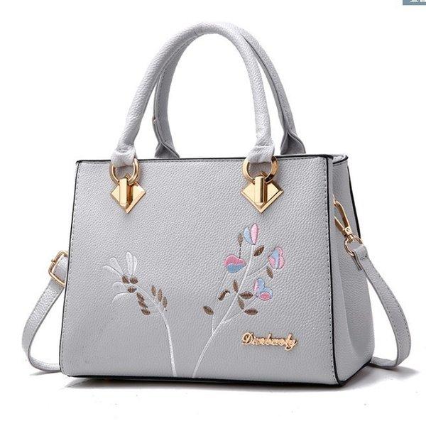Grey Giant East Girl Bag
