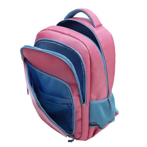 New Style Children School Bag Boys Girls Durable Backpack Large Capacity Flip Waterproof Rucksack