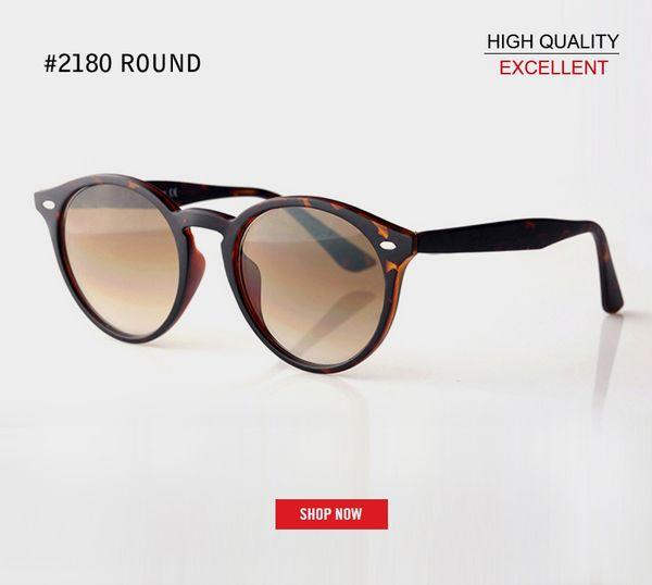 2019toptan yeni en kaliteli Lüks ayna pembe Yuvarlak Güneş Kadınlar Marka Tasarımcısı degrade vintage daire gafas uv400 koruma rd2180